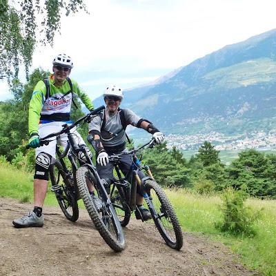 Piri`s Enduro Propain & Latscher Alm Tour
