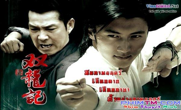 Xem Phim Kung Fu Vịnh Xuân - Legend Of Twins Dragon - phimtm.com - Ảnh 2
