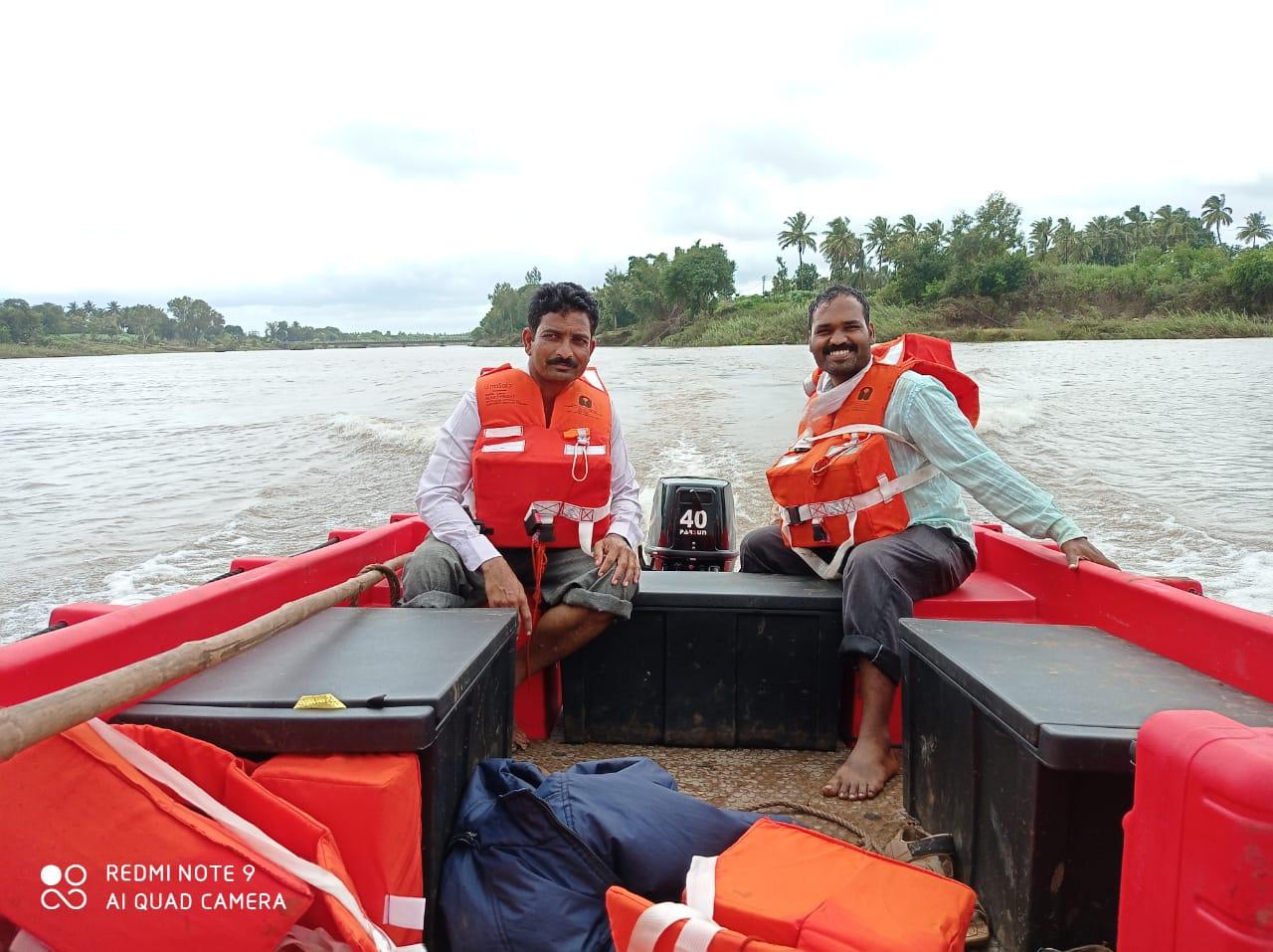 महापुरातील महामेरु - डॉ.विश्वजीत कदम