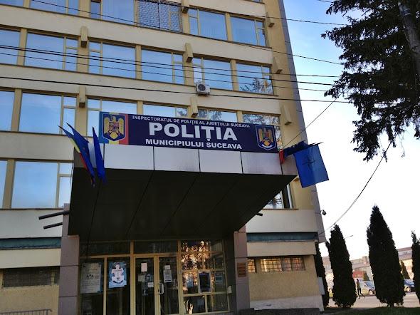 Poliţia municipiului Suceava