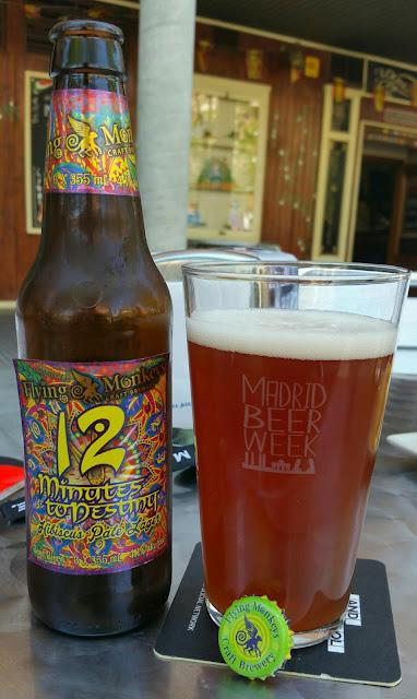 cerveza beer Flying Monkeys  12 Minutes to Destiny cervezame en los labios