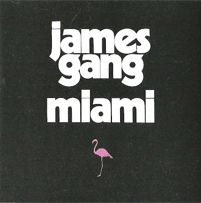 James Gang ~ 1974 ~ Miami