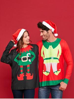 Matching Family Christmas Pajama Set