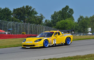 World Challenge GT at Mid-Ohio