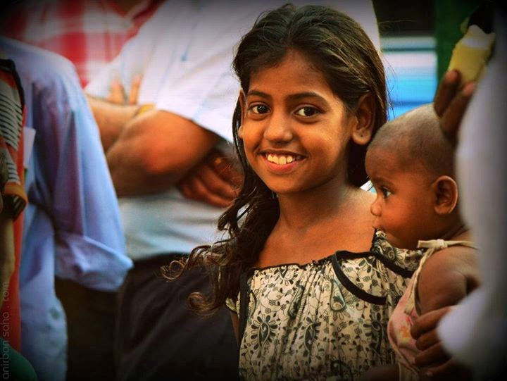 street photographers, children, kolkata
