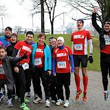 Winterlaufserie Teil 2 15 Km - 06.01.2013