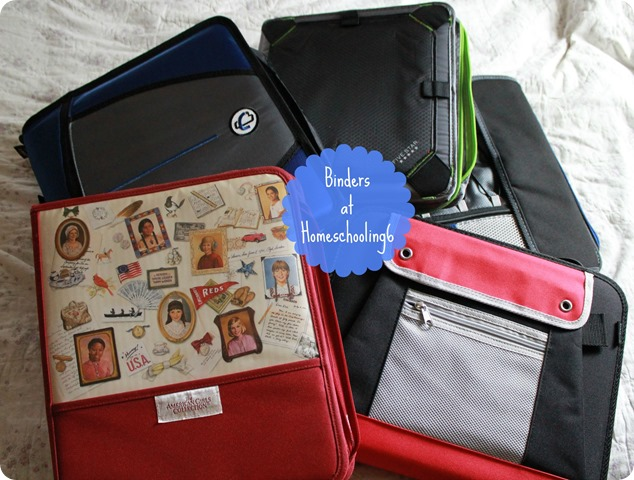 Binder Review