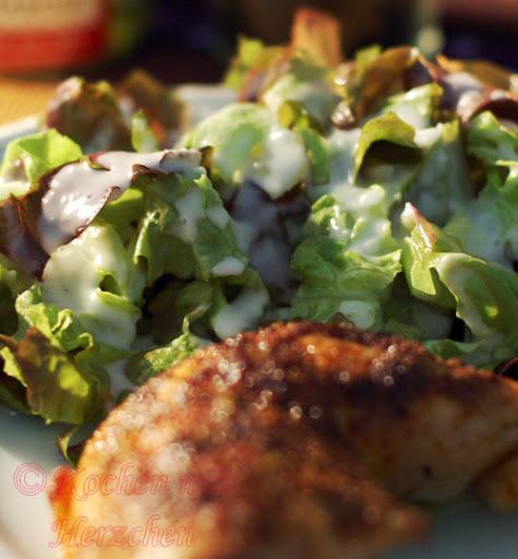 Homemade Sylter Salatfrische