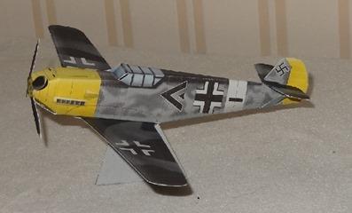1937 Messerschmidt BF-109