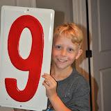 Jacob's 9th Birthday
