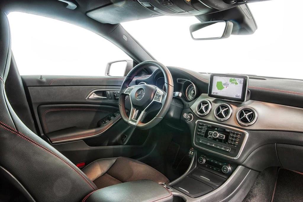 Mercedes Benz CLA Sport 5