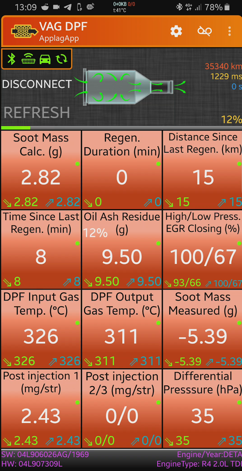 VAG DPF Screenshot 5