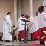 29. April 2012 Pontifikalamt Kardinal Turkson