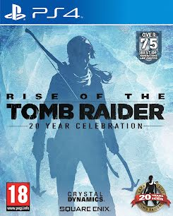 Rise of the Tomb Raider: 20 Year Celebration (2015 - 2016)