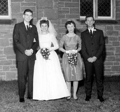 Bridal Party - 1964