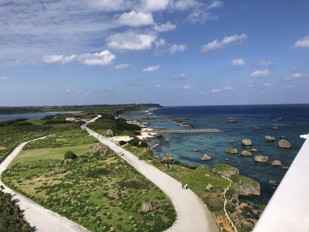沖縄 宮古島に来ています こぼねみ