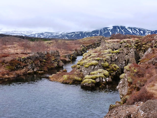 Þingvellir and the Mid-Atlantic Rift