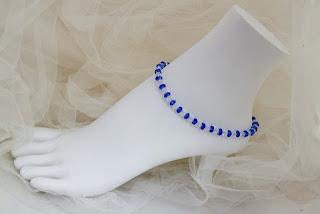 """Blue & clear quartz crystals 9 1/2""""  $18"""