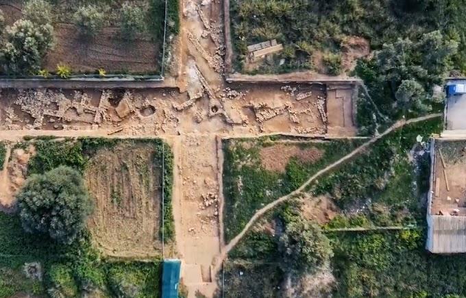 5.000 χρόνια πριν: Προϊστορικός οικισμός Κορωπίου -ΒΙΝΤΕΟ