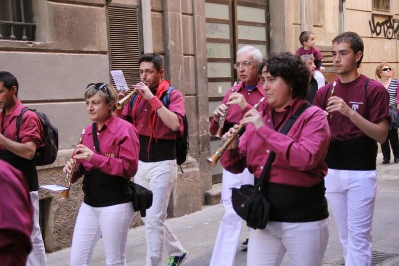 19è Aniversari Castellers de Lleida. Paeria . 5-04-14 - IMG_9383.JPG