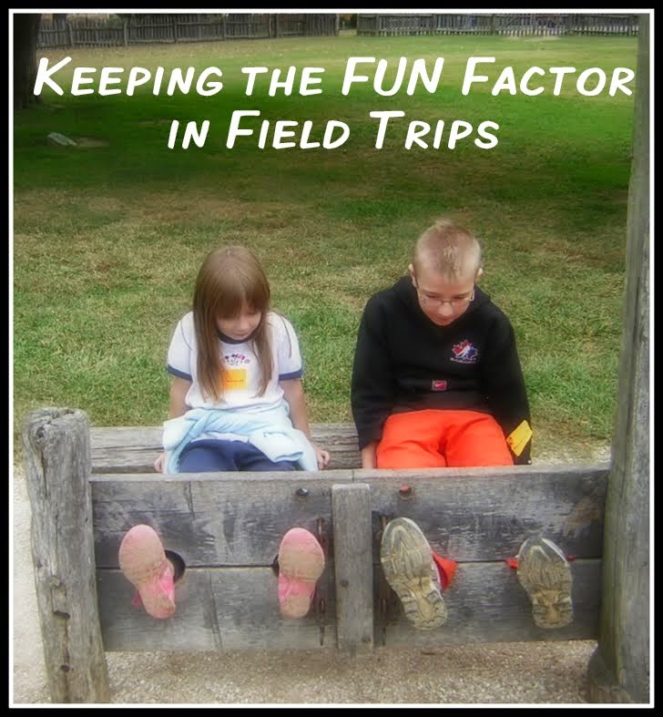 Keeping the FUN Factor in Field Trips