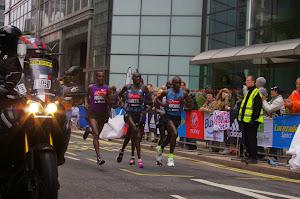 London Marathon  27/04/2015