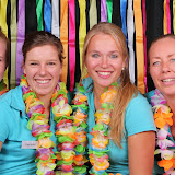 Tropical Beachparty Personeelsfeest bij Beach Club Lemmer