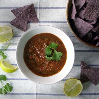 Homemade Texas Salsa