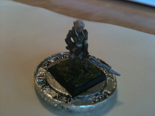BAPS Judge Reward Coin 2011 with Mini