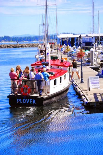 The Ferry continues to give rides to visitorsCredit: Bellingham Whatcom County Tourism