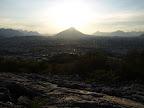Spontanwanderung zum Cerro de Silla Monterrey