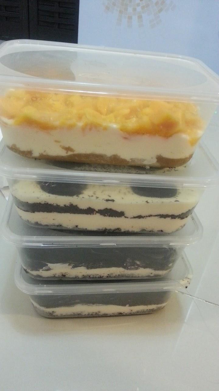 CaTaTaN JeMaRi AnAk PaNtAi: Oreo cheese cake