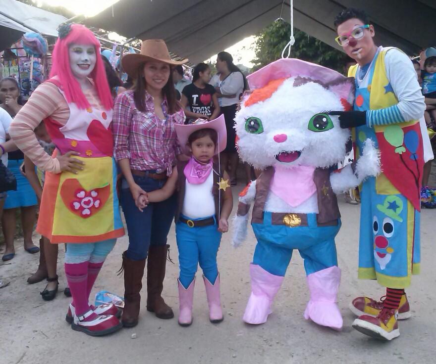 2017 - Ideas de Fiestas Infantiles
