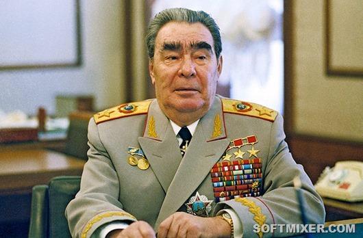 Брежнев Леонид Ильич,советский партийный и государственный деятель,1978 год.