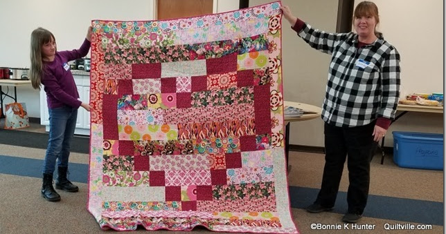 Quilted Memories from Oregon!