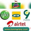 🔰 Donmartins have brought a cheap data bundle for all network