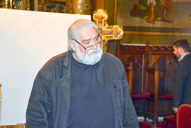Sorin Dumitrescu la Sf. Silvestru despre Inviere 007