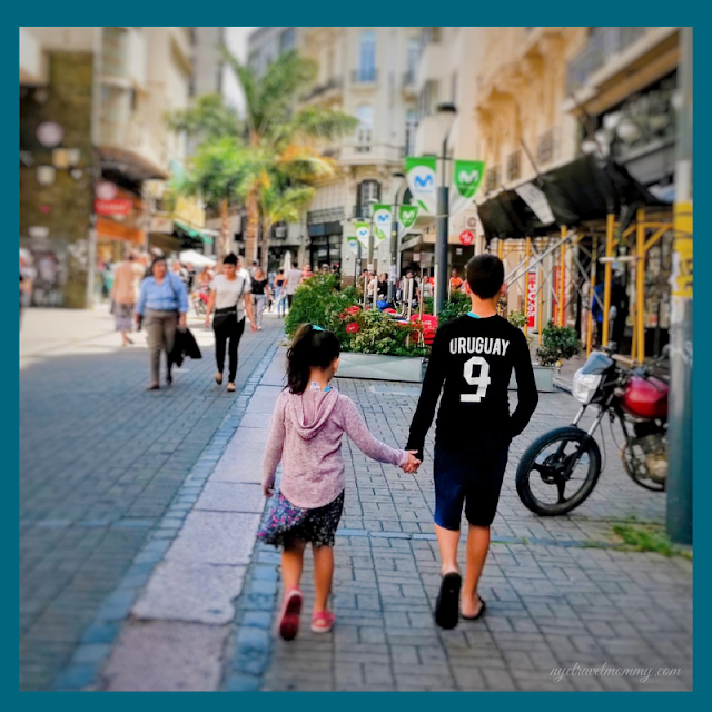 Travel to Uruguay with Kids
