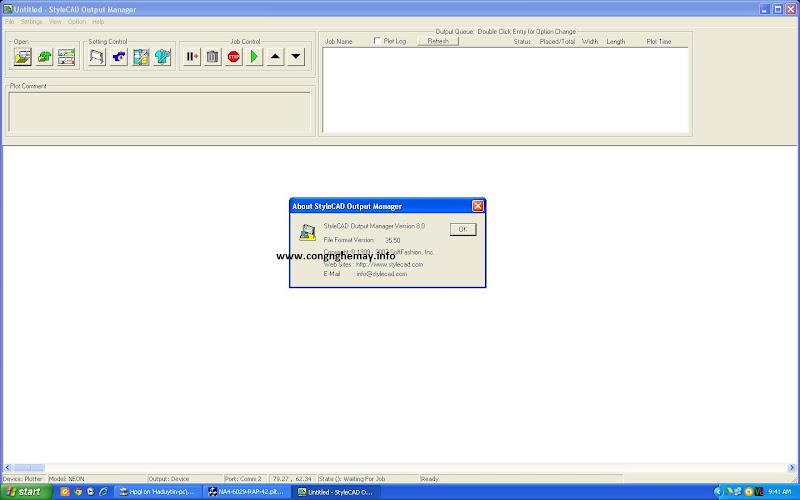StyleCad V7-V8 Full Tất Cả Hệ Điều Hành Windows 32bit-64bit 5