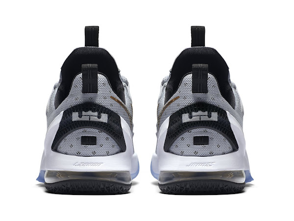 Preview of Upcoming Nike LeBron XIII 13 Low Cool Grey