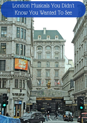 London Musicals You Didn't Know You Wanted To See