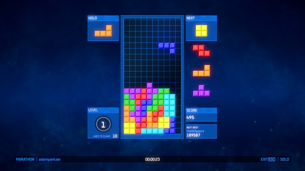 Tetris Ultimate for Steam/PC