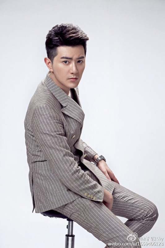 Bo Chengjun China Actor