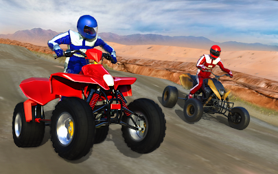 ATV Quad Bike Offroad Transporter 2019 APK screenshot thumbnail 2