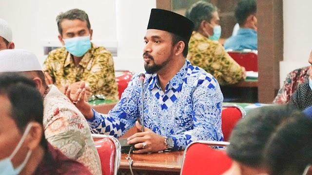 Dalam Rapat Banggar, Al-Farlaky Kembali Pertanyakan Ruas Jalan Peureulak - Lokop Tak Kunjung Dibangun.