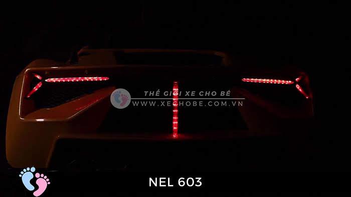 xe ô tô điện trẻ em Lamborghini NEL-603 21
