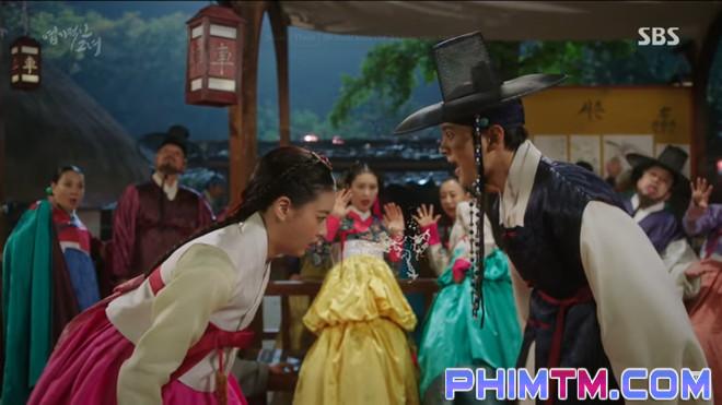 """""""My Sassy Girl"""": Joo Won """"ăn hành"""" liên tục nhờ phúc """"bà con xa"""" của Tiểu Yến Tử - Ảnh 21."""