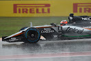 Nico Hulkenburg, Force India VJM08 Mercedes