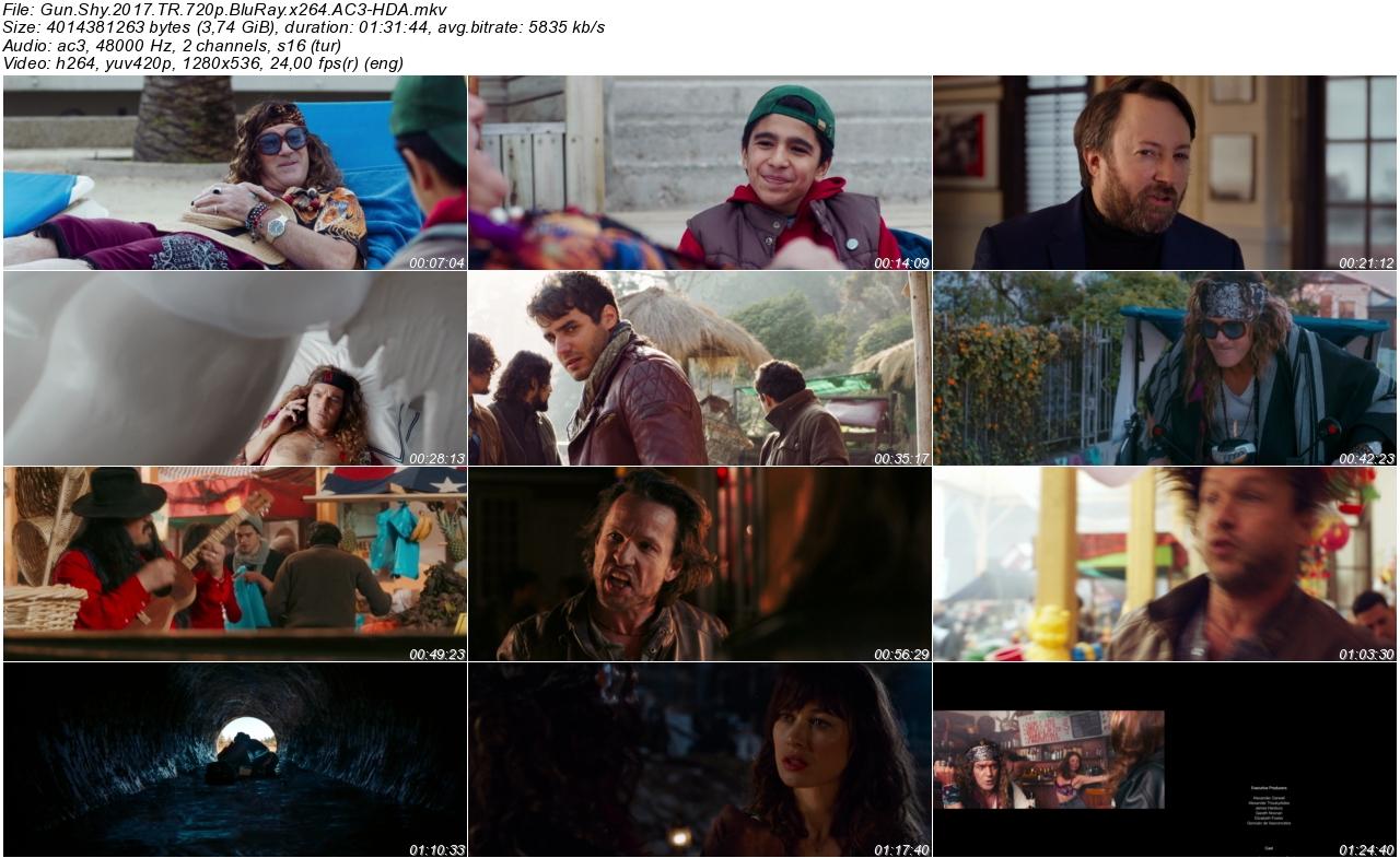 Şili Macerası 2017 - 1080p 720p 480p - Türkçe Dublaj Tek Link indir