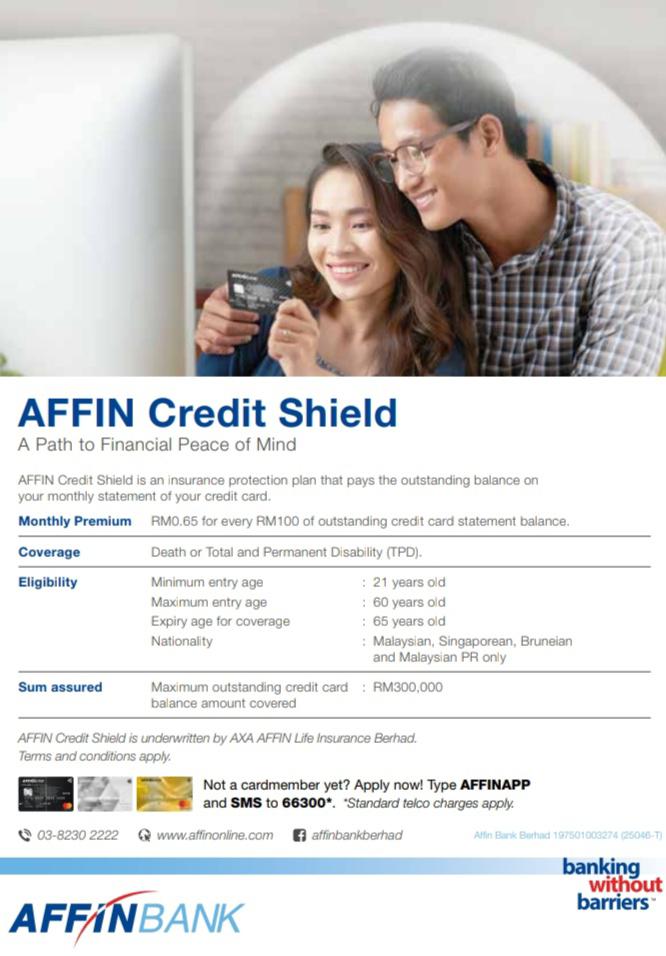 Affin Credit Shield
